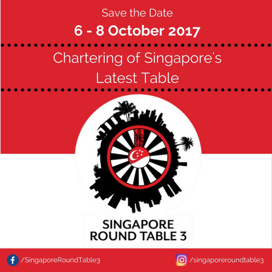 Singapore Round Table 3 Charter